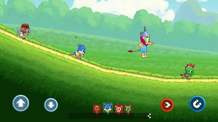 Fun Run 4 - Multiplayer Games screenshot-7