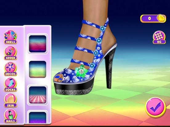 Shoes Fashion Designer screenshot 6