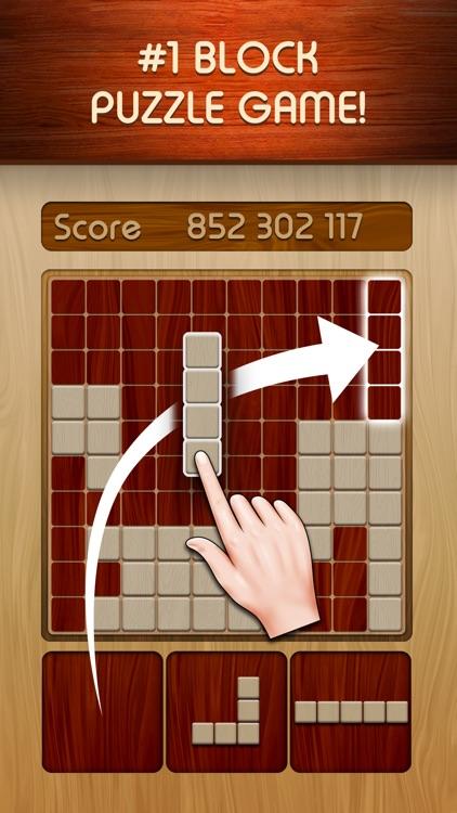 Woody Block Puzzle Brain Game
