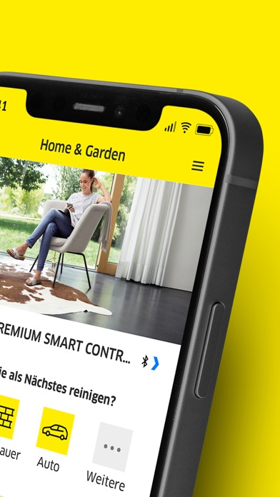 messages.download Kärcher Home & Garden software