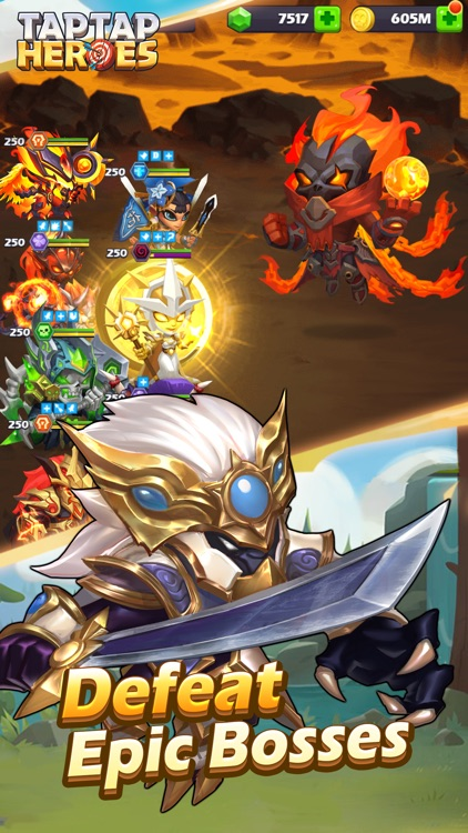 Taptap Heroes:Void Cage screenshot-3