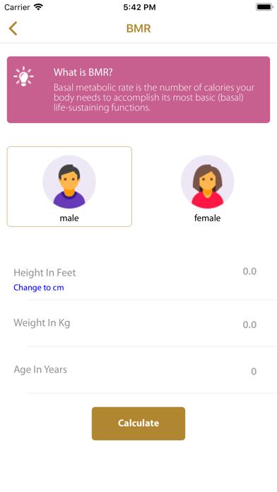 Fitness Mantraa screenshot 2