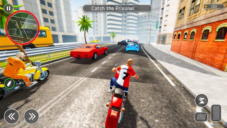 Superhero Gangster Revenge 3D screenshot-4