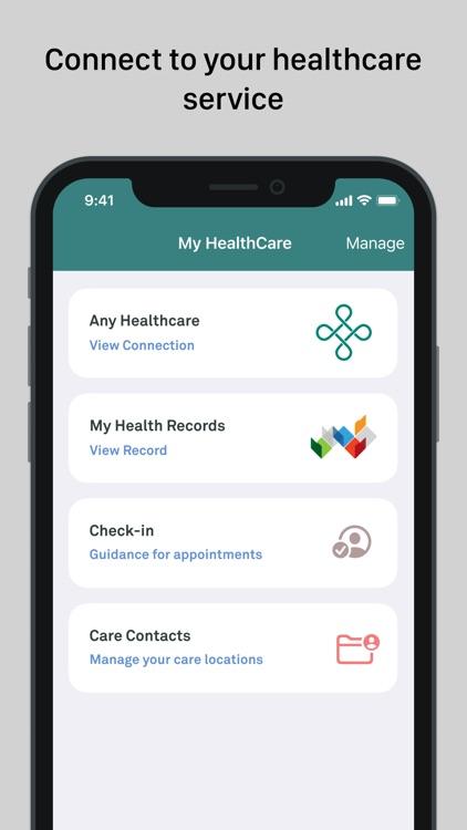 HealthNow screenshot-4