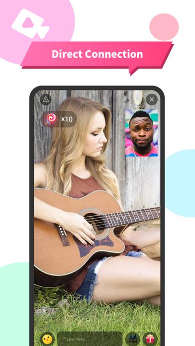 CherryLive - Live Video & Chat Screenshot