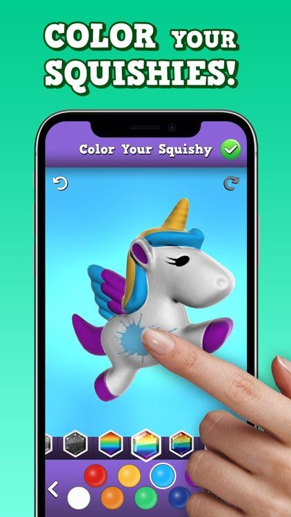 Squishy Magic: 3D Art