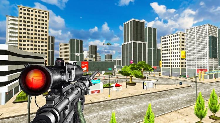 Gun Sniper 3d-Shooting Games screenshot-5