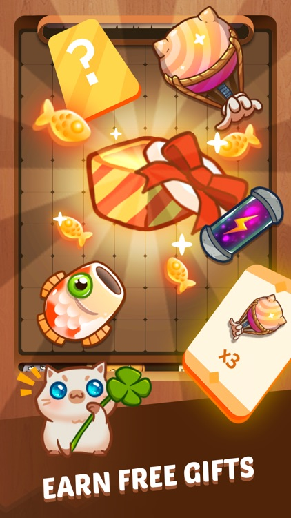 Coco Slide Cats Puzzle ® screenshot-1