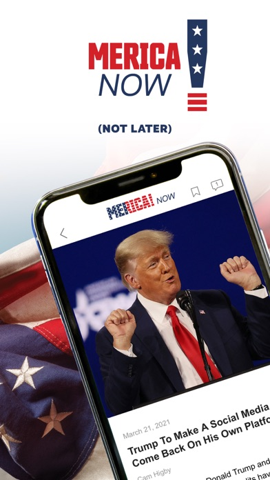 messages.download Merica! Now News software