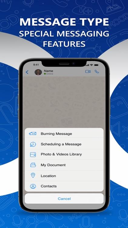 MOOD go video calls and chat screenshot-3