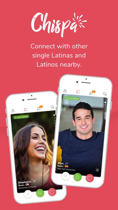 Chispa - Dating for Latinos Screenshot