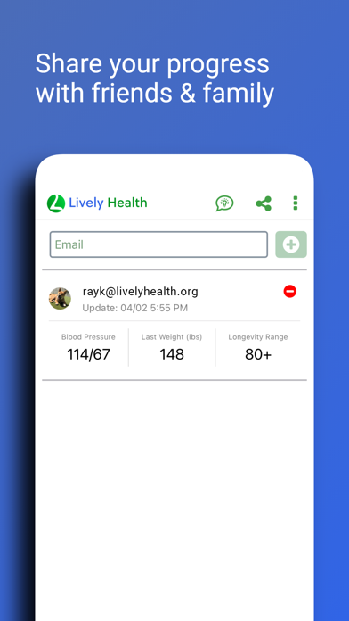 Lively Health screenshot 7