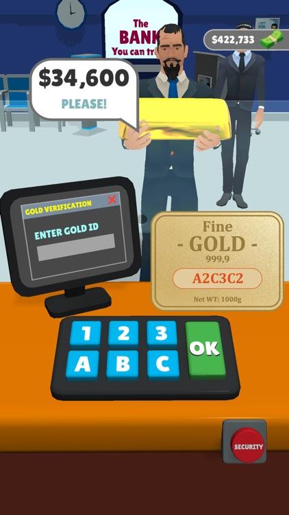Gold Rush 3D! screenshot-0