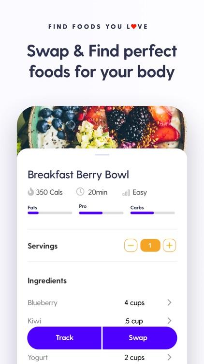 G-Plans: Customized Nutrition screenshot-3