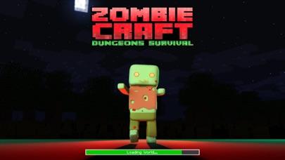 Zombie Craft Dungeons Survival screenshot 1