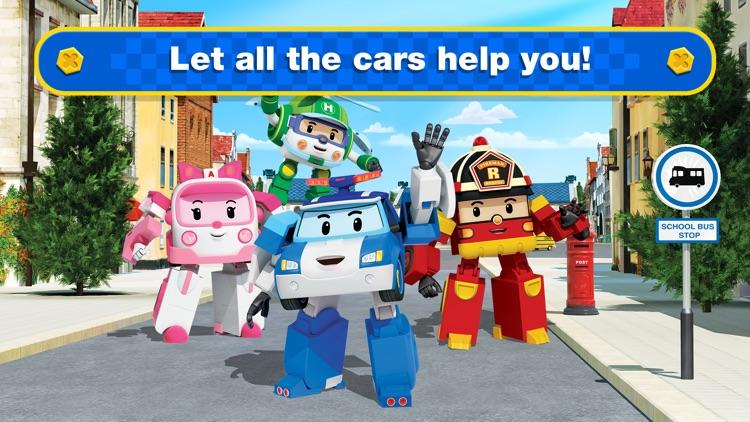 Robocar Poli Rescue Super Cars screenshot-3