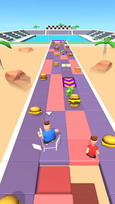 Fast Fatty Run screenshot 2