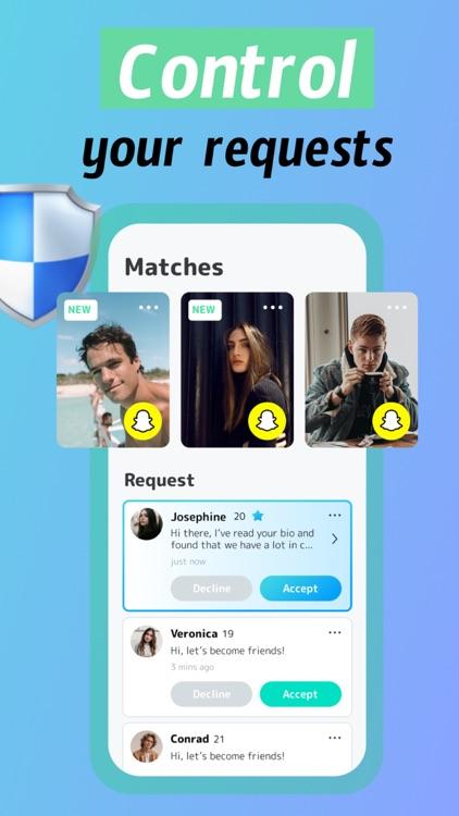 Swipr - Make new friends screenshot-3