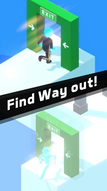 Sneak Out 3D screenshot-3