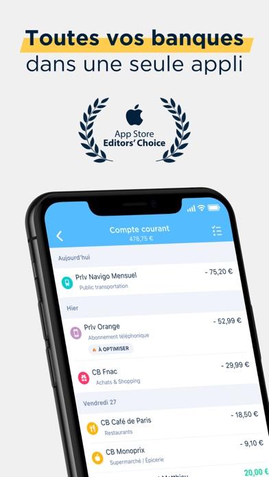 messages.download Bankin' : Gérer son budget software