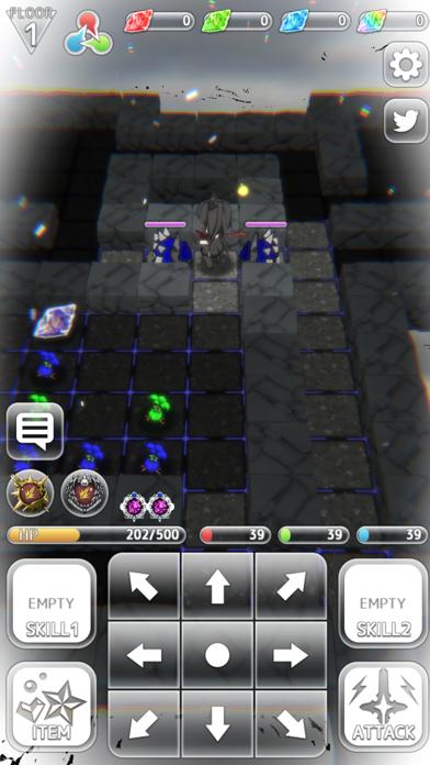 虹のユグドラシル screenshot1