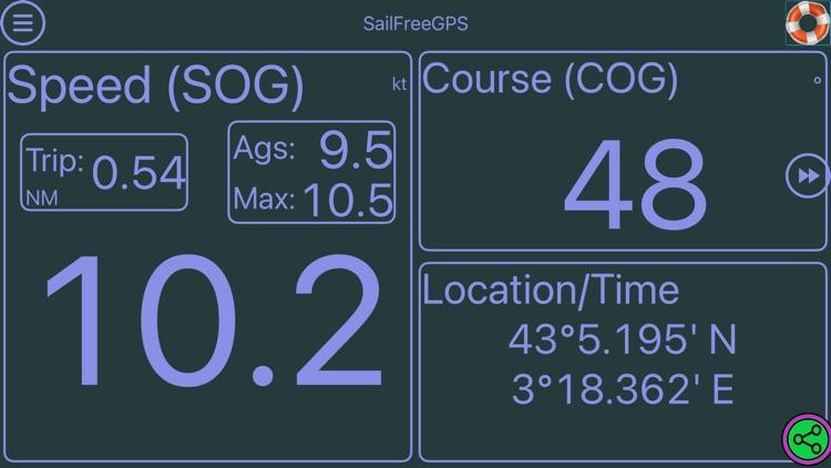 SailFreeGPS screenshot-6