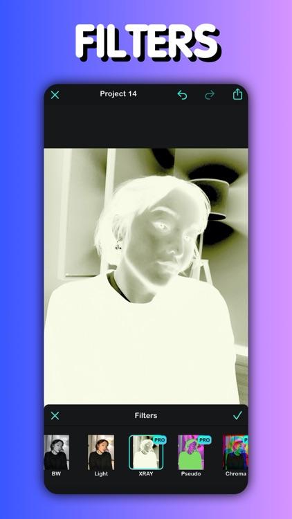 R4VE: Photo & Video Collage screenshot-4