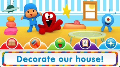 Talking Pocoyo 2: Play & Learnのおすすめ画像3