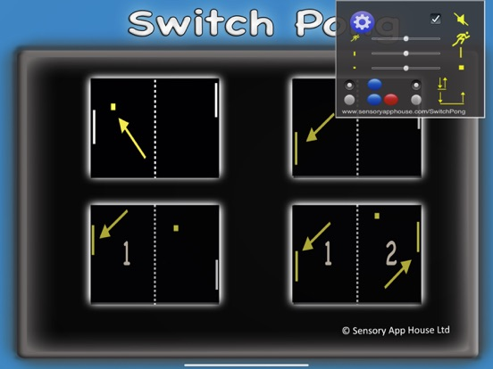 Sensory Switch Pong screenshot 16
