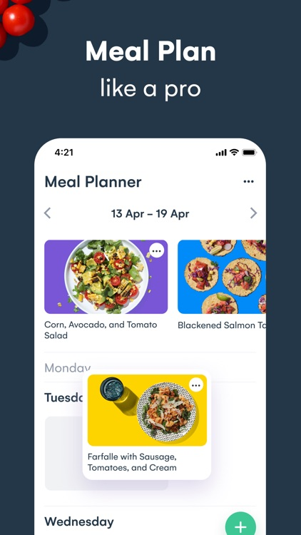 Whisk: Recipes & Meal Planner screenshot-3