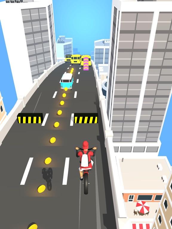 Bike Sprint 3D screenshot 11