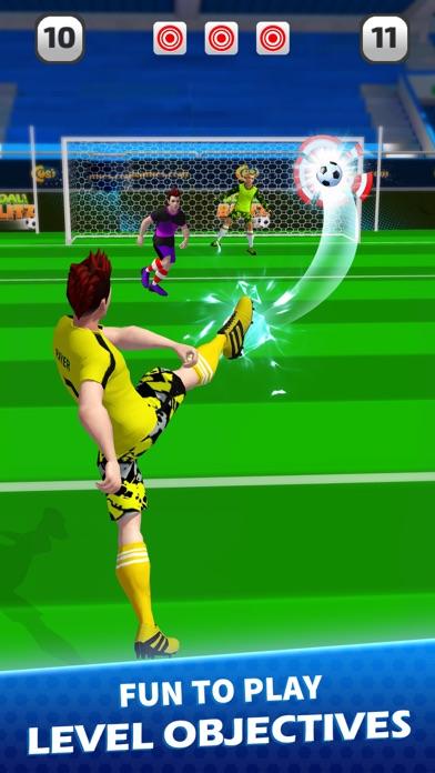 Goal Blitz screenshot 2