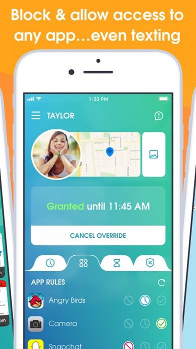 Parental Control App - OurPact Screenshot