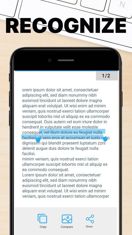 Scanner App To PDF: TapScanner screenshot-7