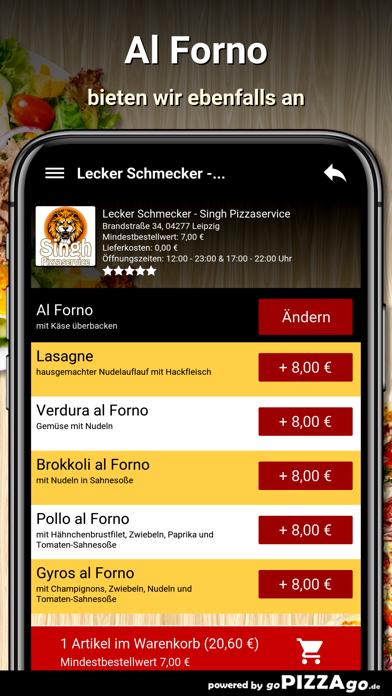 Lecker Schmecker Leipzig screenshot 6