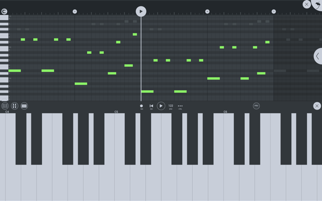 ‎FL Studio Mobile Screenshot