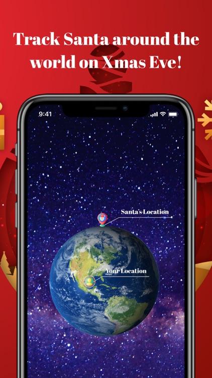Santa Clause Call Tracker App screenshot-3