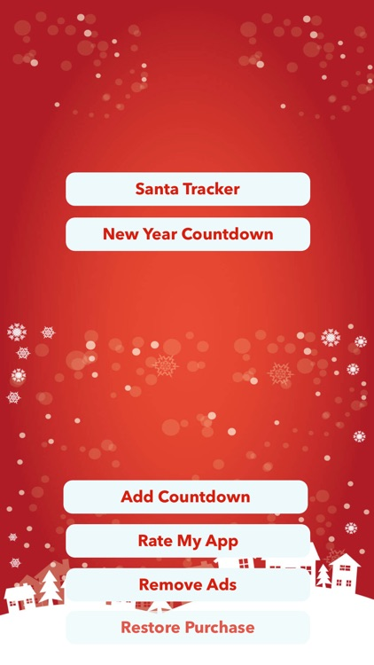 Santa Tracker - Countdown 2020 screenshot-1