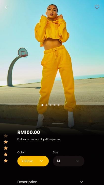 Ombré - Your Fashion Stylist screenshot-4