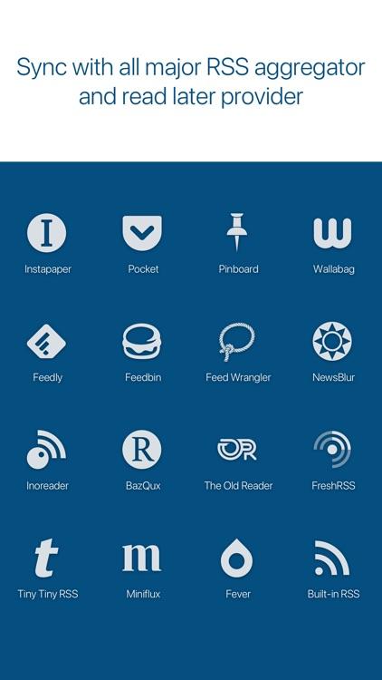 ReadKit - Read later and RSS screenshot-9