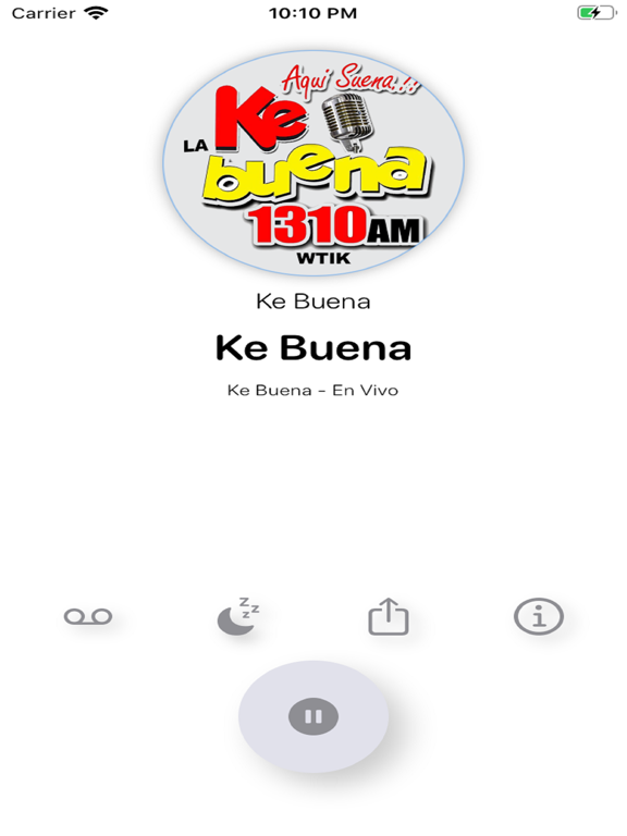 Radio Ke Buena screenshot 2