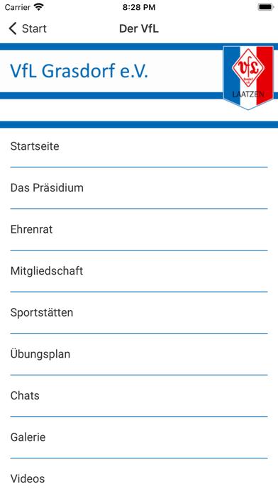 VfL GrasdorfScreenshot von 5
