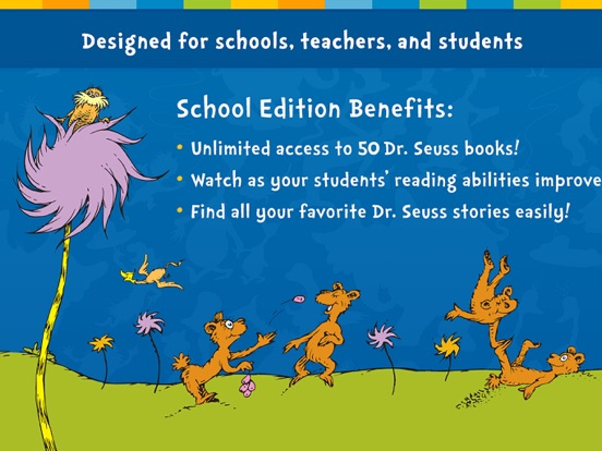 Dr. Seuss Treasury - Schoolのおすすめ画像4
