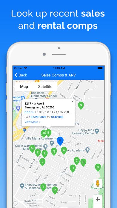 DealCheck: Analyze Real Estate Screenshot
