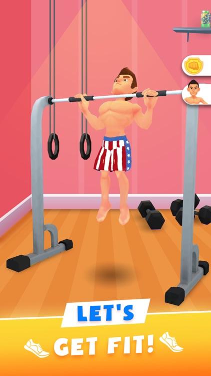 Idle Workout Master: gym game screenshot-3