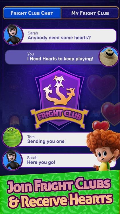 Hotel Transylvania Blast Game screenshot-3