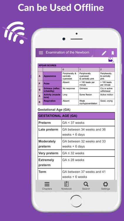 Neonatal Guide screenshot-7