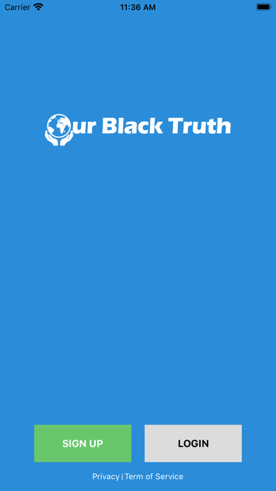 Our Black Truth Social