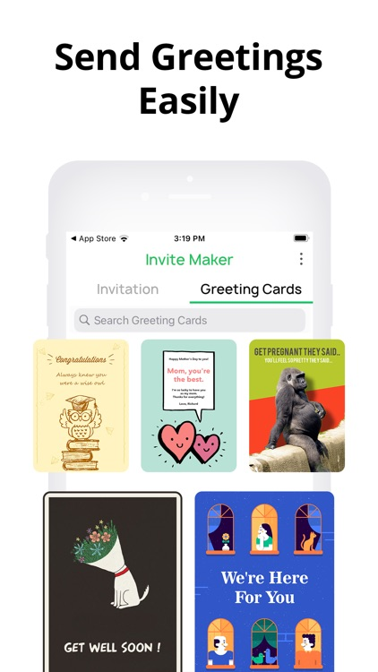 Invitation Maker- Make Invites screenshot-3