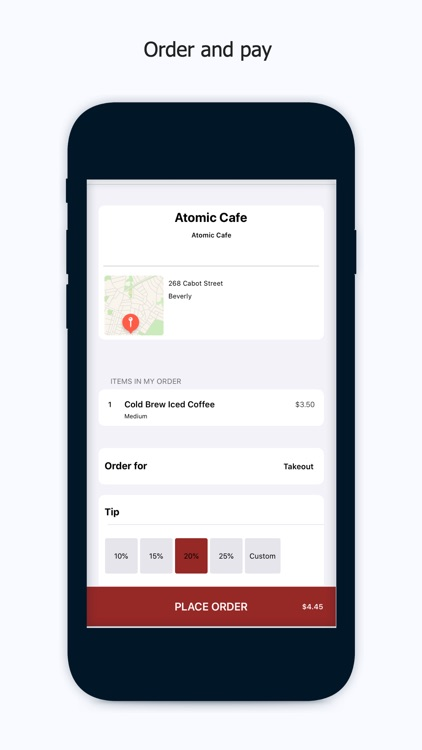 Atomic Cafe screenshot-3